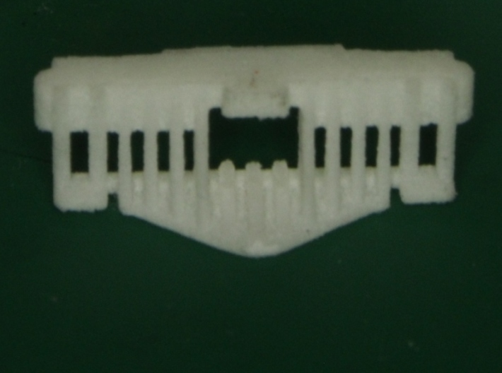 Pilot Beam for HOn30 Mallet 3d printed Photo of the prototype