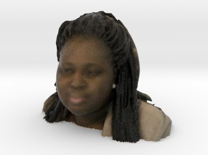 JaLisa's Selfie Statue 3d printed