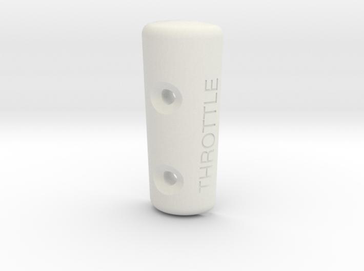 Spitfire Throttle Top Bakelite Handle 3d printed