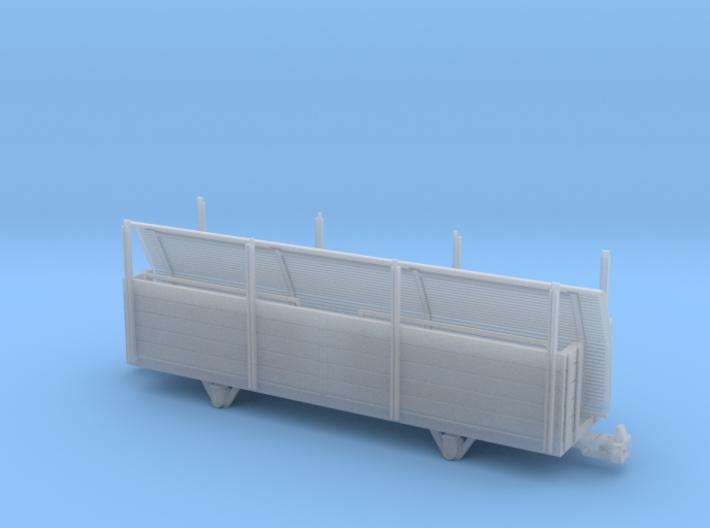 ZB Hobbyzug Leiterwagen 3d printed
