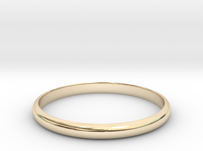 Standerd Ring Size 8 3d printed