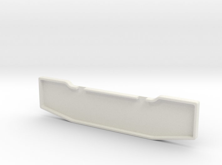 Front Bumper For Revell 1/25th scale Model truck. 3d printed