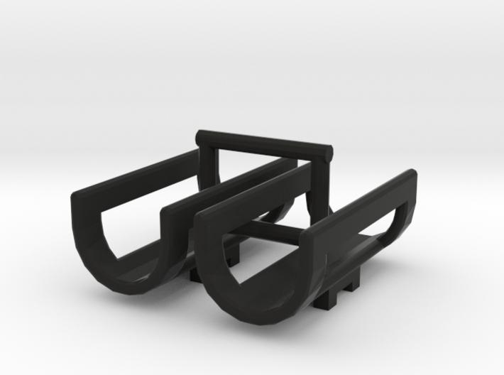 1/64 Saddle Tank Cradles 3d printed