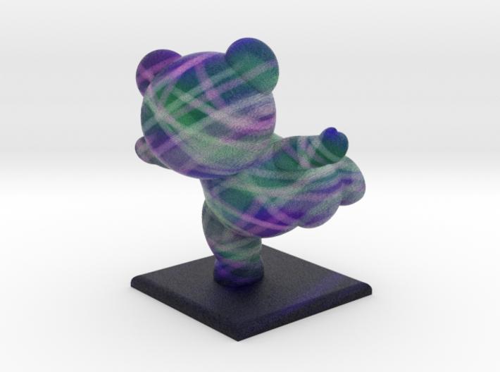 teddy Bear-small 3d printed