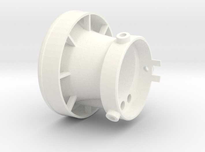 CRF150R velocity stack Mk 2.1 3d printed