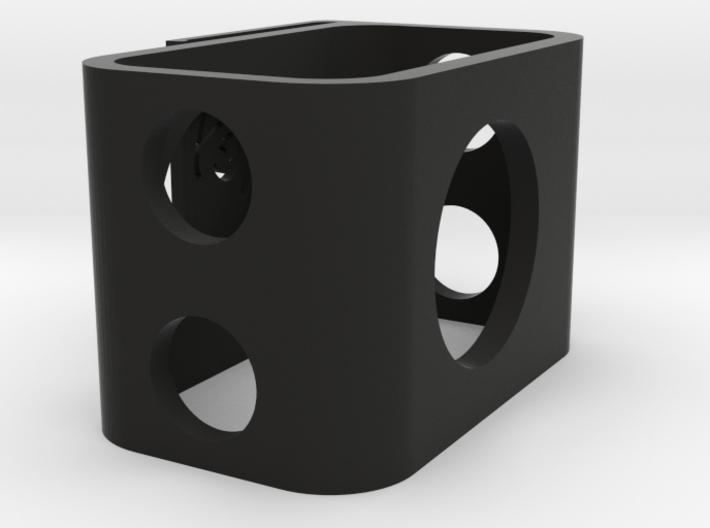 Fatshark Goggle Battery Clip for Predator, Telepor 3d printed