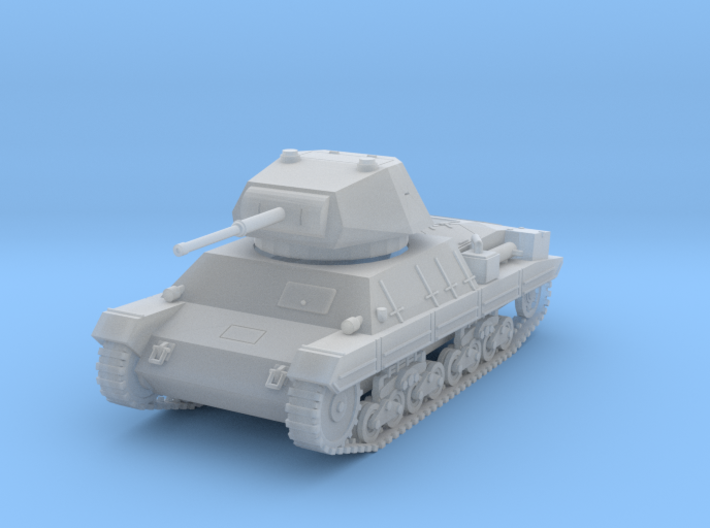 PV60C Italian P40 Heavy Tank (1/100) 3d printed