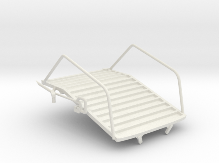 Egress Platform 3d printed