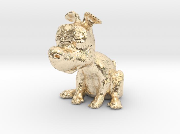PupCharm 3d printed