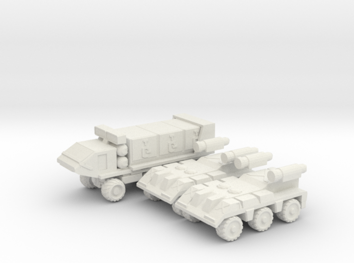Heavy Lifter & Recon Pack 3d printed