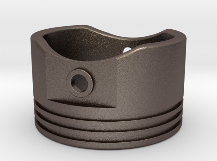 Piston Ring - US Size 11.5 3d printed