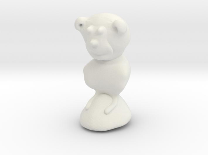 Chimpy 3d printed