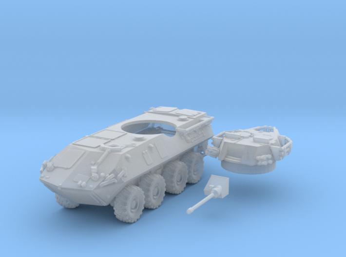 ASLAV-25 TYPE 1(N/1:144 Scale) 3d printed