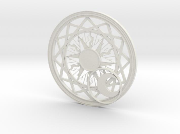 Magic Circle (Complete) 3d printed