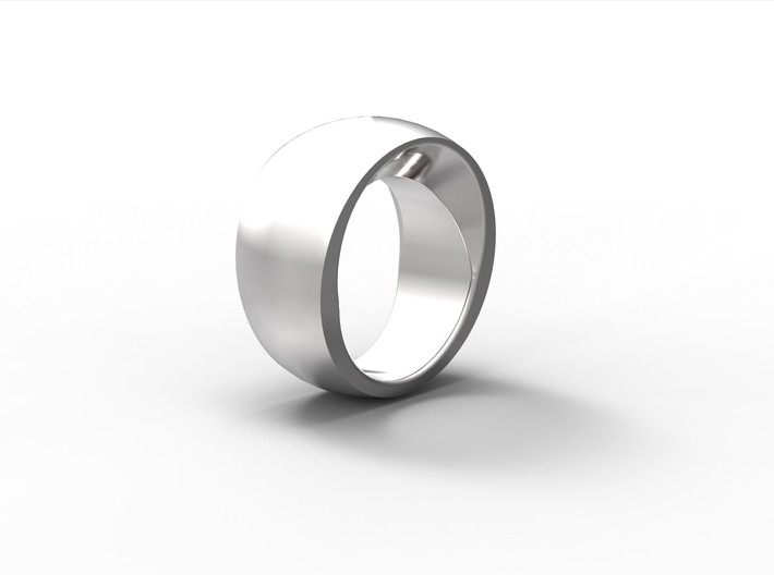 Mystery Ring size 7 3d printed