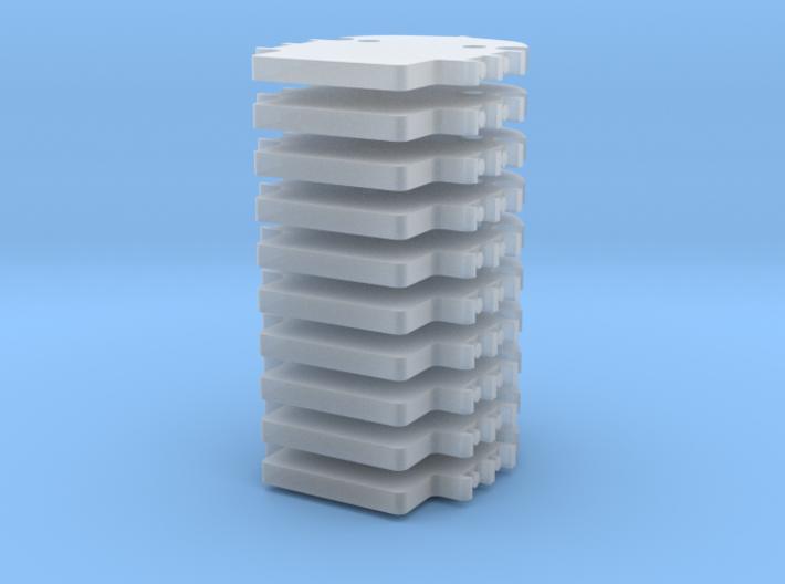 Zusatzgewicht Haken für LR 1600/2 Herpa 10-fach 3d printed
