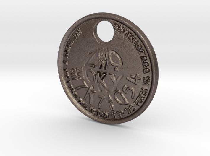 ZWOOKY Style 221 - pendant ZWOOKY 3d printed