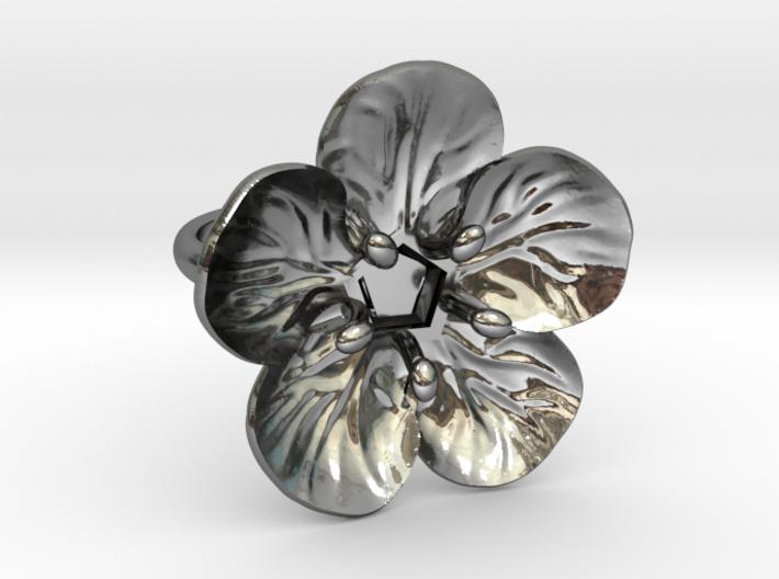 Manuka ring 3d printed