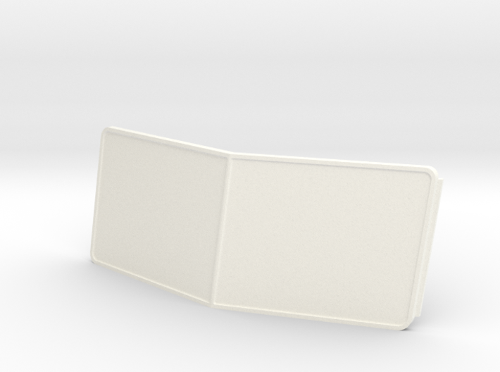 Pete style Windshield 3d printed