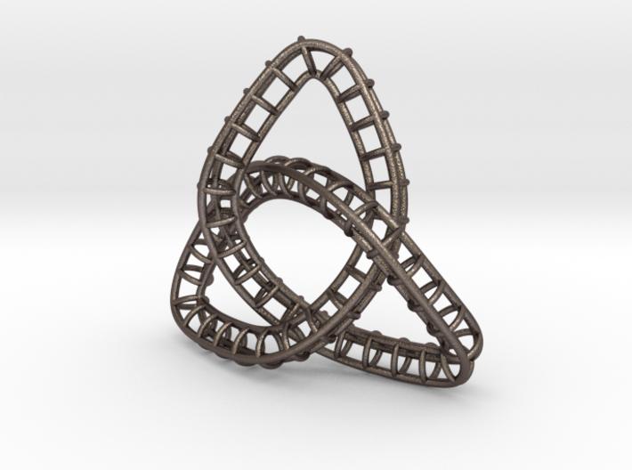 Triquetra Frame 3d printed