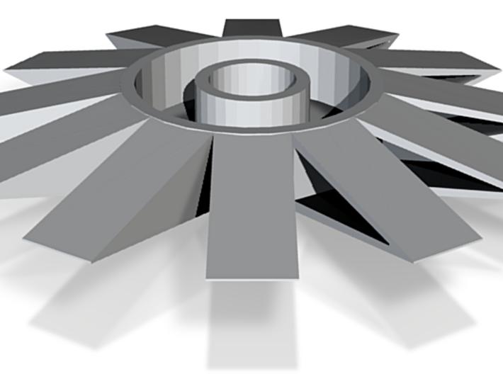 Pattern Wheel 3 3d printed