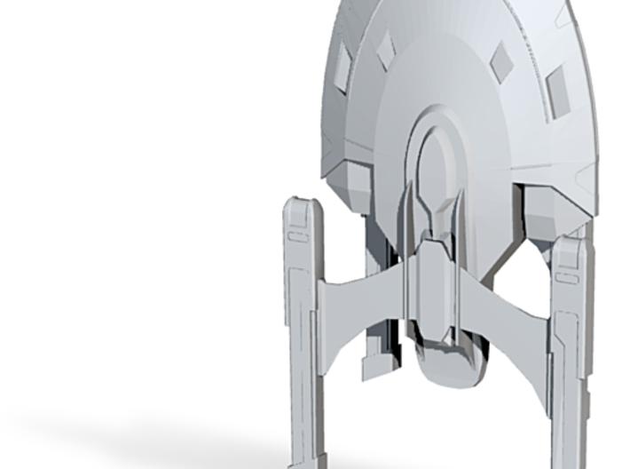 Stargazer Class Starship 3d printed