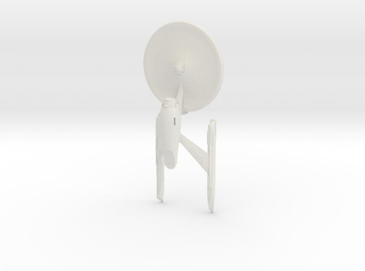 NCC-1701 TMP 3d printed