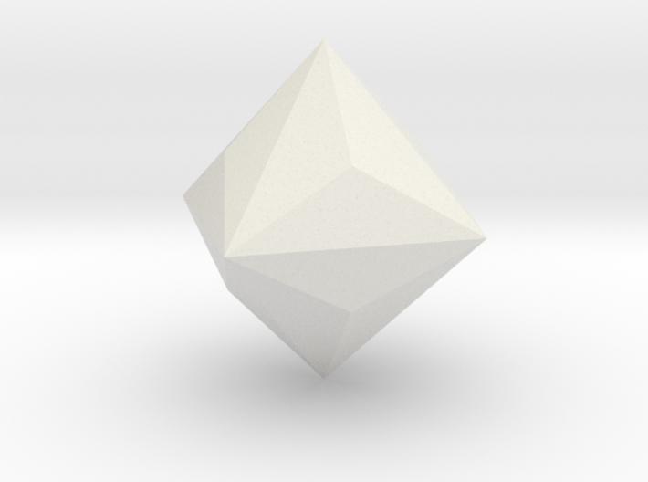 Triakis-octahedron 3d printed