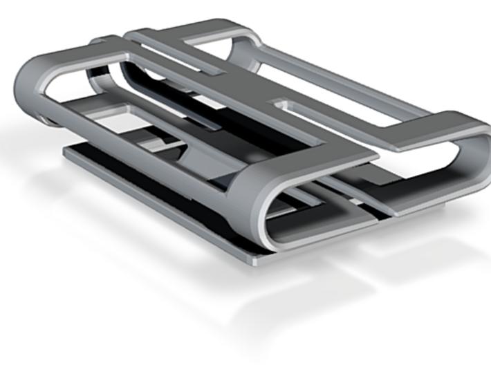 Belt Attachment GS3 Cellphone Hoslter 3d printed
