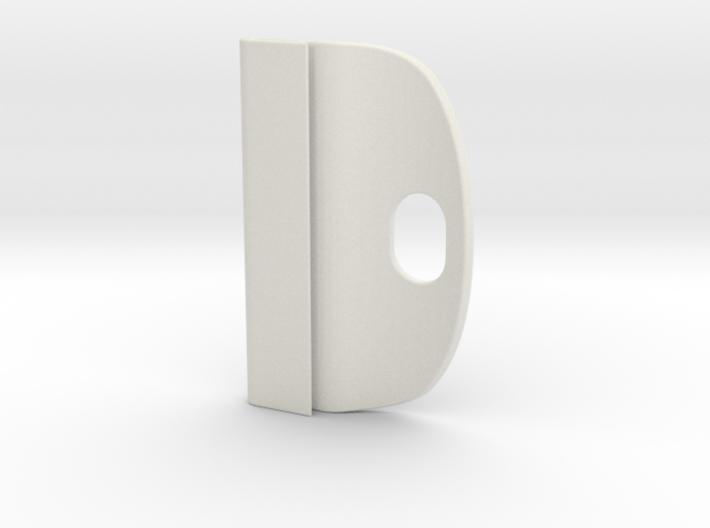 Decorative Cordless Grip Handle 3d printed