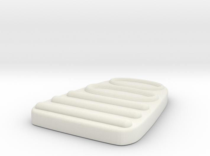 TASM2 Finger Pad 3d printed