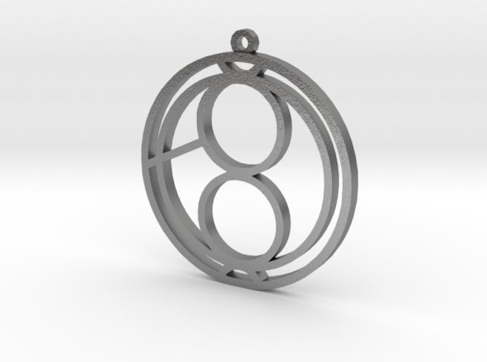 Jana - Necklace 3d printed