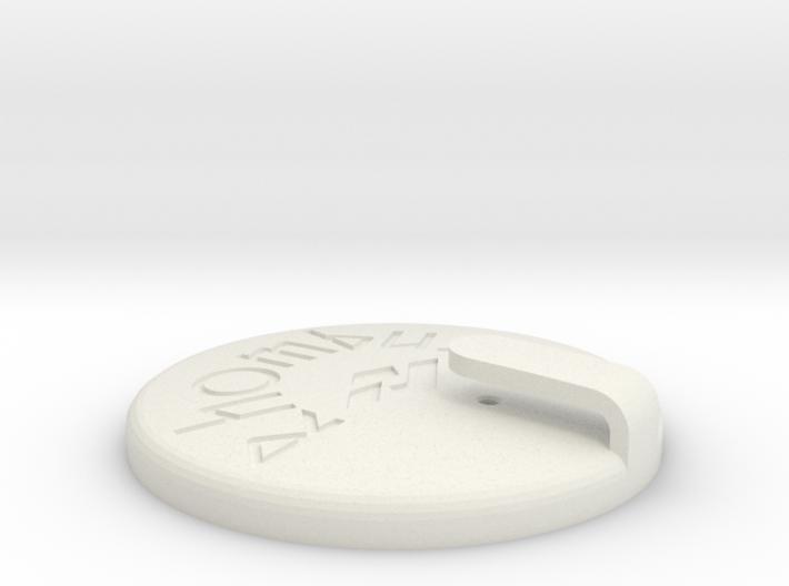 Rhombus Mag-Cap 3d printed
