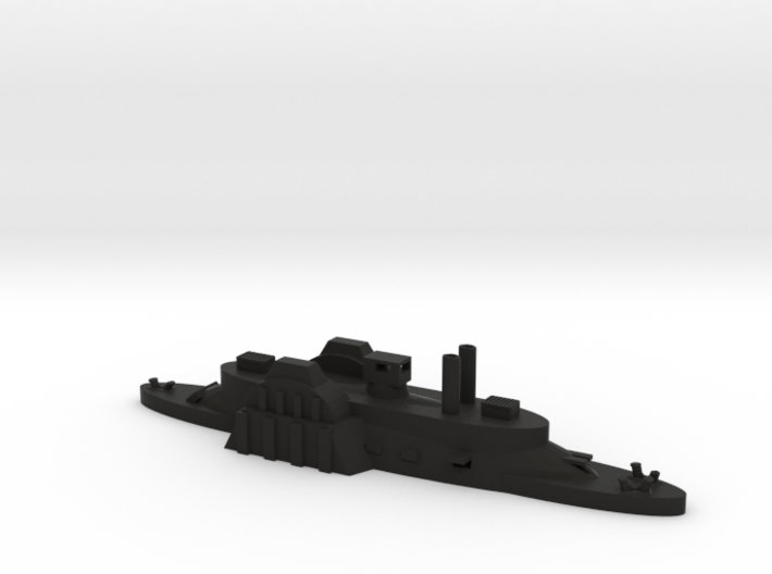1/600 USS Lafayette 3d printed