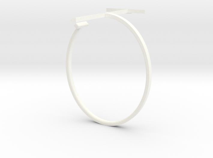 a r c h i t e c t s series - Bracelet T-Square 3d printed