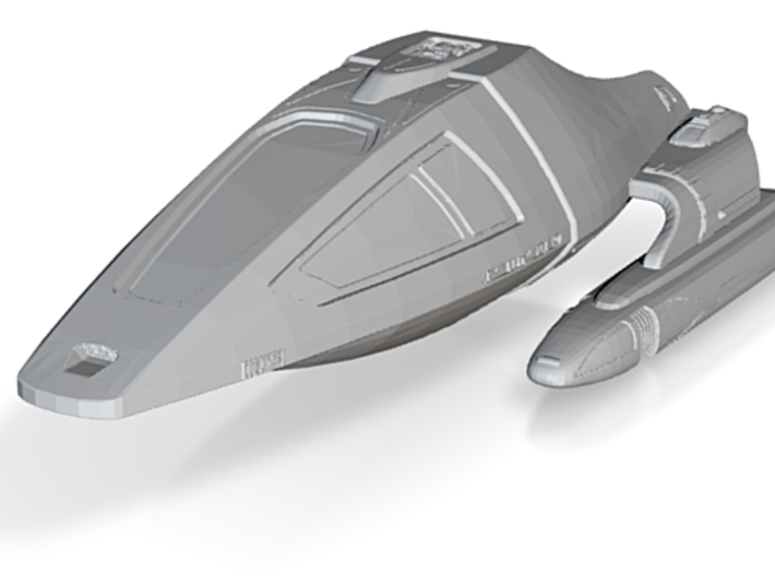 Type-9 Shuttle 3d printed