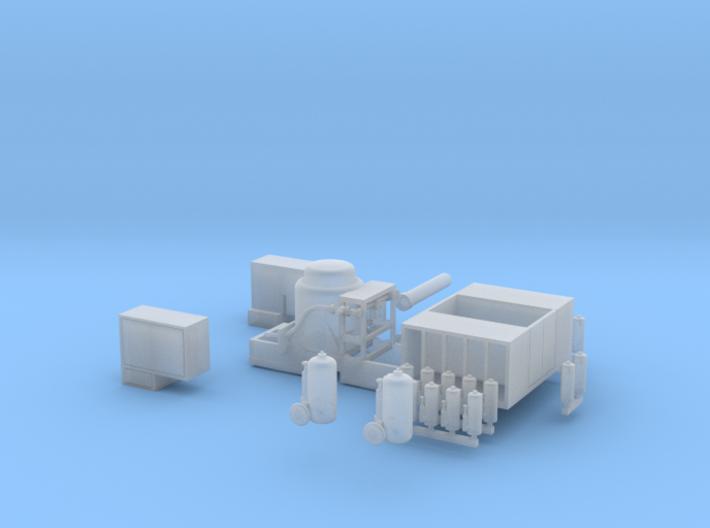TroLF750 auf Magirus Rundhauber 3d printed