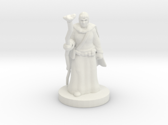 Odvald Of Kelifell 3d printed