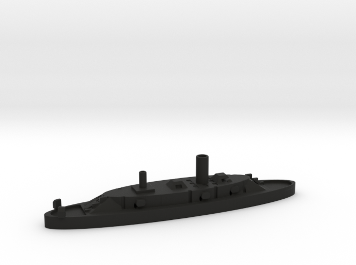 1/600 CSS North Carolina 3d printed Strongly recommended.