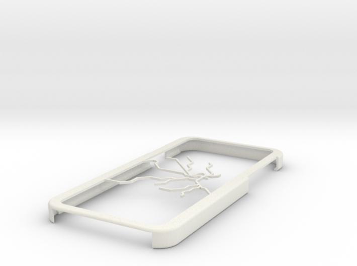Stockholm Metro map iPhone 6 case 3d printed