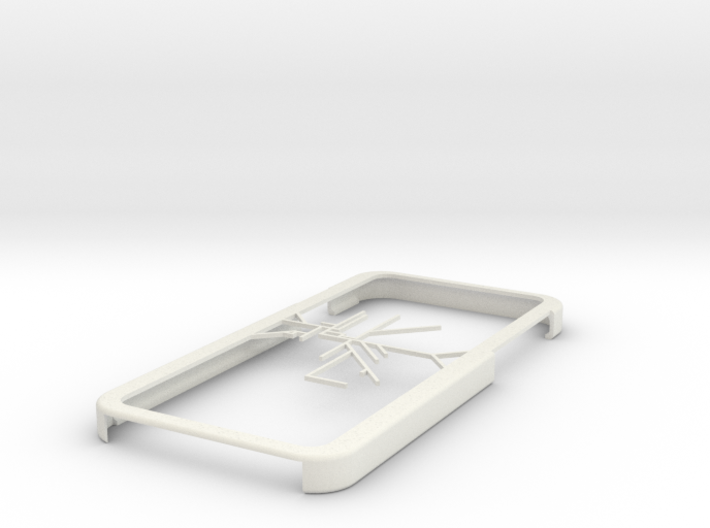Melbourne Metro Trains map iPhone 6 case 3d printed