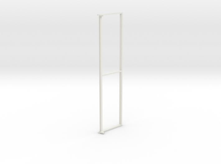 Unimog U401 Fenster Vorne 1:10 3d printed
