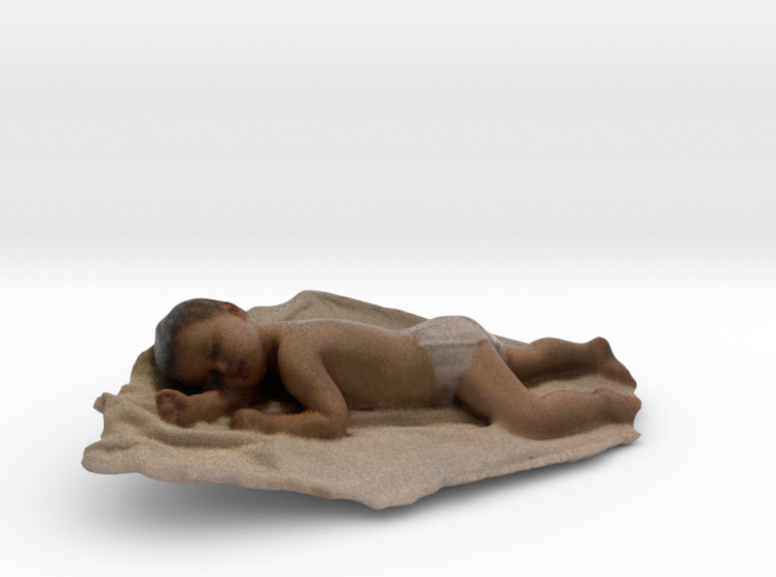 Baby 3d printed