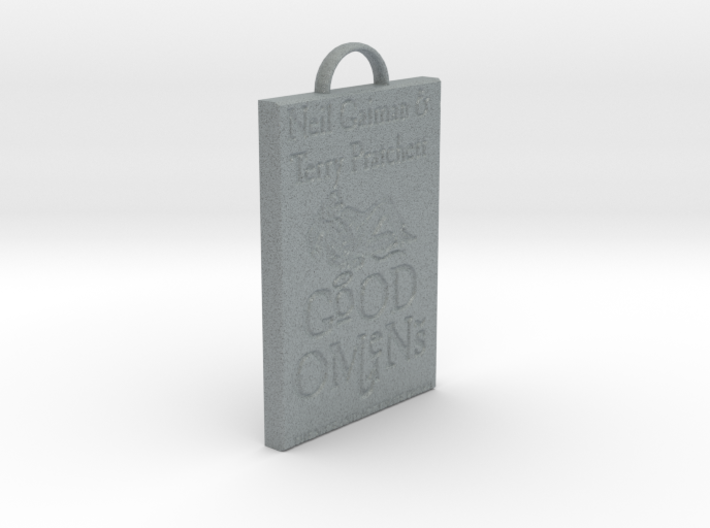 Good Omens 3d printed