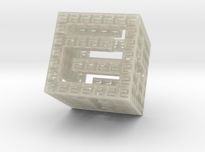 Dé à 6 faces Récursif 3d printed