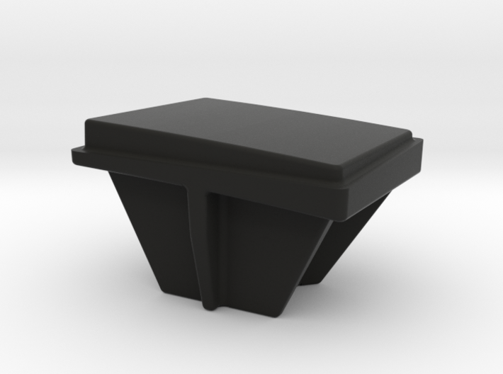 AirBeam Switch Cap 3d printed