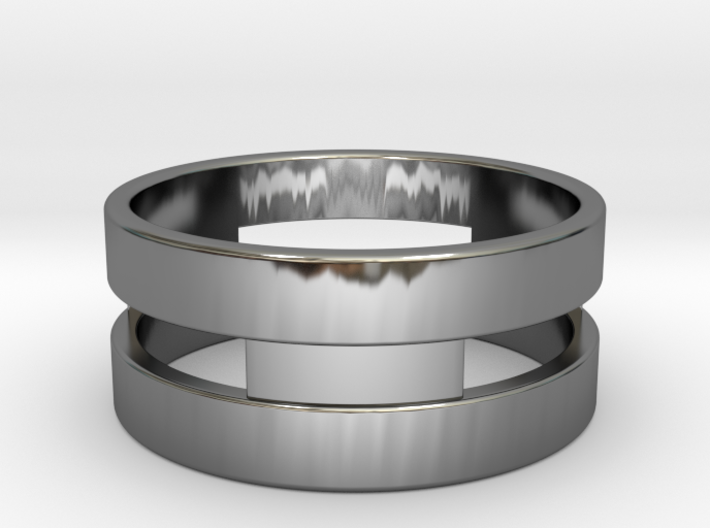 Ring g3 Size 6 - 16.51mm 3d printed