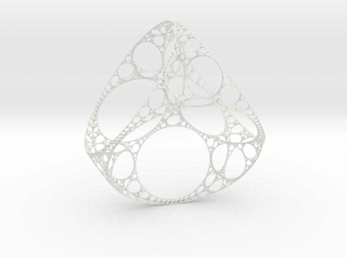 Apollonian Tetrahedron XXL 3d printed