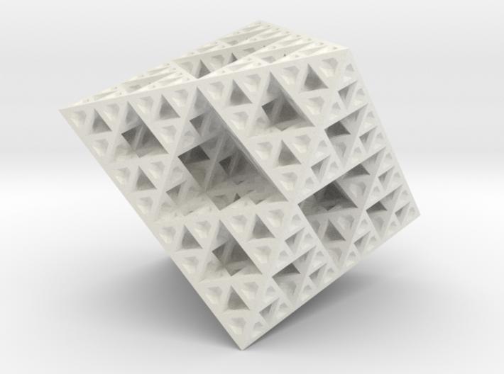 Sierpinski Octahedron Small 3d printed