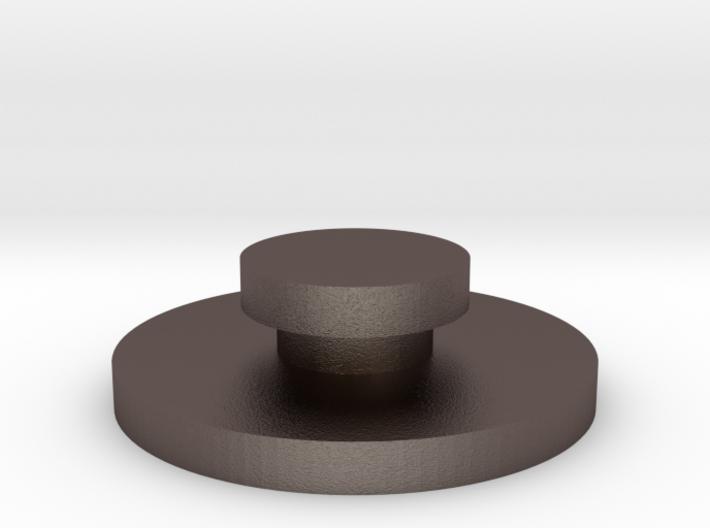 My-Steel Plug Connector 3d printed